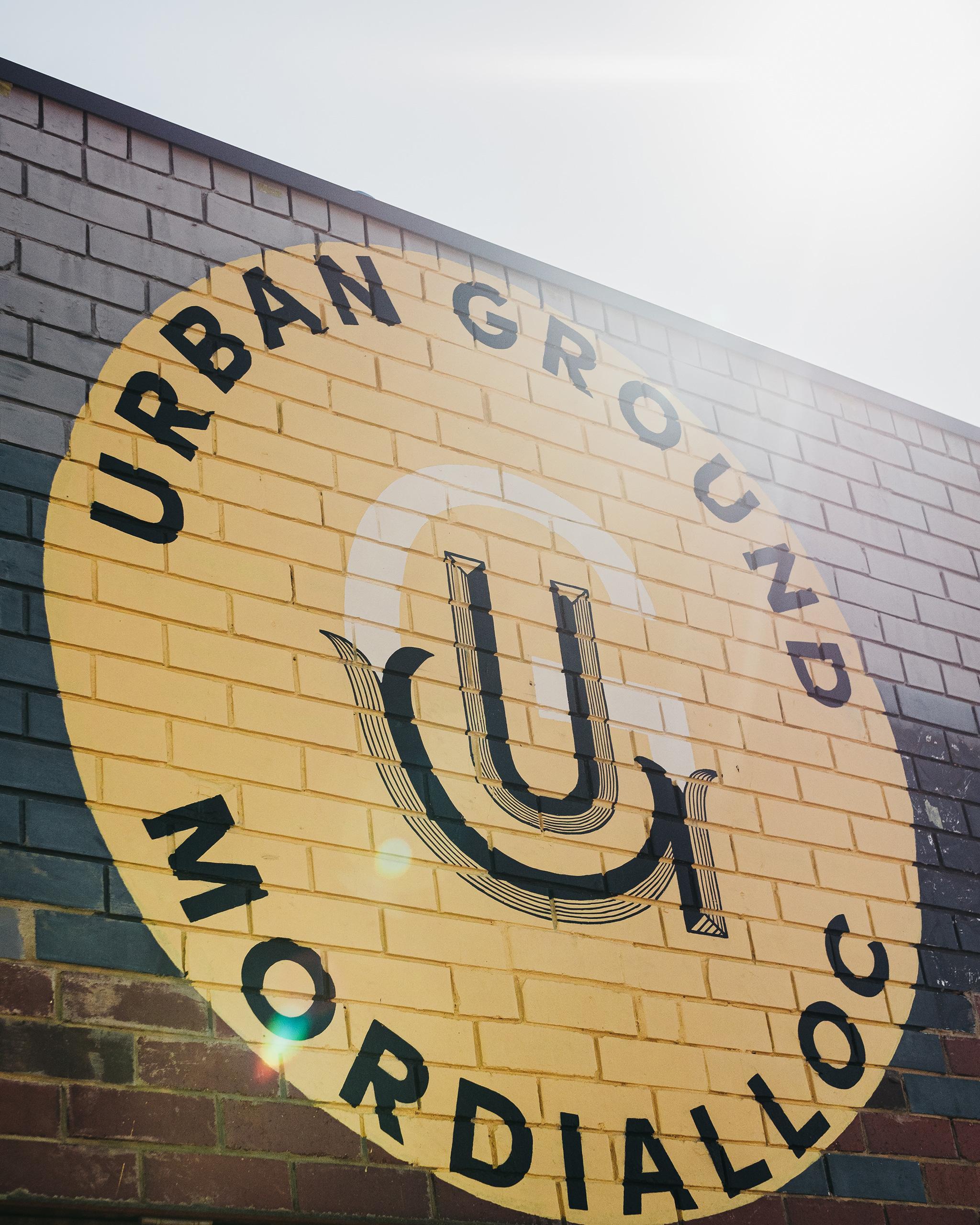 Urban Ground Mordialloc Logo